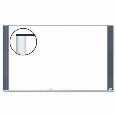 3M Melamine Dry Erase Wall Mounted Whiteboard, 4' x 6'
