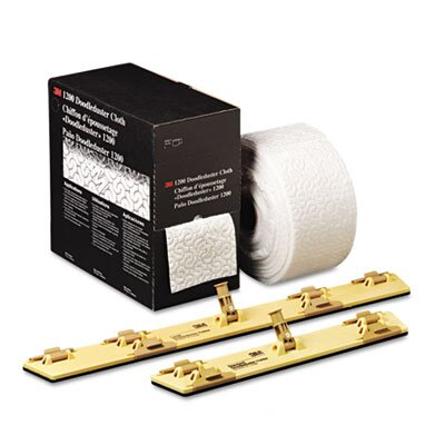 3M Doodleduster Disposable Cloth, 250 Sheets/Roll