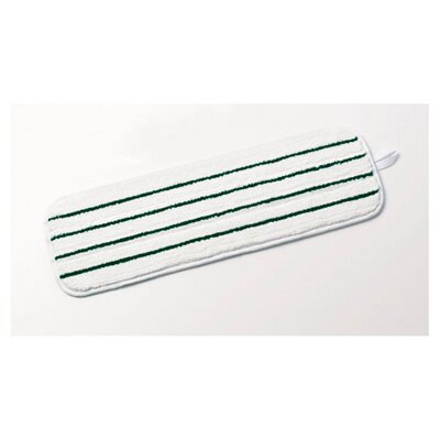 3M Easy Scrub Microfiber Flat Mop in White and Green