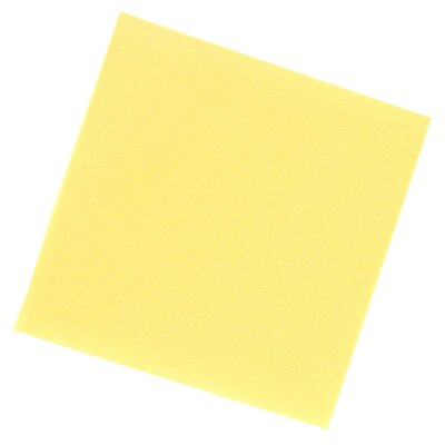 """3M 6 Count 3"""" x 3"""" Post-it Notes in Yellow"""