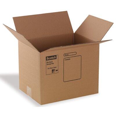 "3M 18"" x 18"" x 24"" Moving Box"