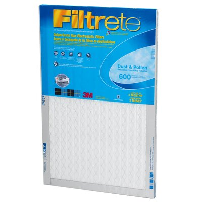 3M Filtrete Dust and Pollen Reduction Air Filter