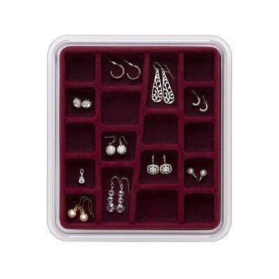 Neatnix 18 Compartment Jewelry Stax