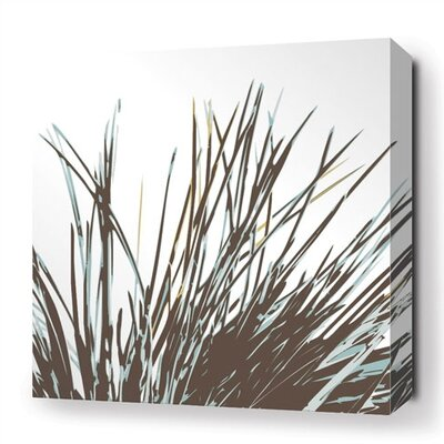 Inhabit Botanicals Thatch Stretched Graphic Art on Wrapped Canvas
