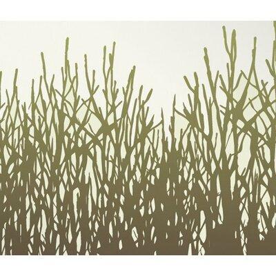 Inhabit Madera Field Grass Slat Wall Hanging