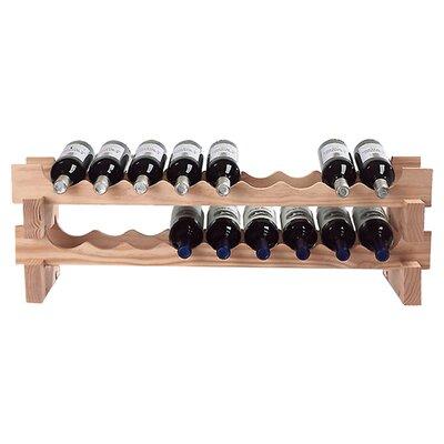 18 Bottle Wine Rack by Wine Enthusiast Companies