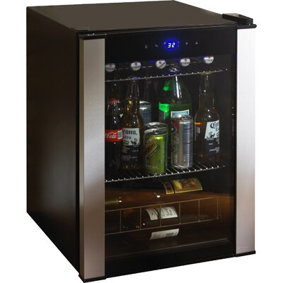 Evolution 4 Bottle Single Zone Wine Refrigerator by Wine Enthusiast Companies