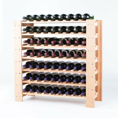 Swedish 63 Bottle Wine Rack by Wine Enthusiast Companies