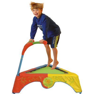 "JumpSmart 47"" Trampoline Product Photo"