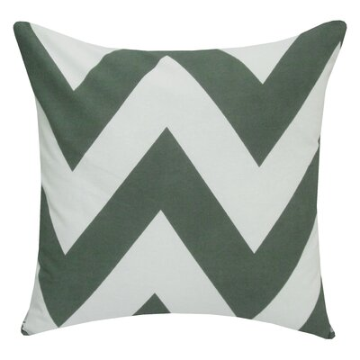 Divine Designs Eddy Chevron Throw Pillow