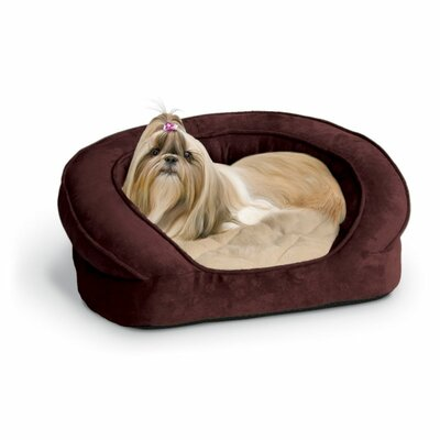 Deluxe Ortho Bolster Sleeper Dog Bed by K&H Manufacturing