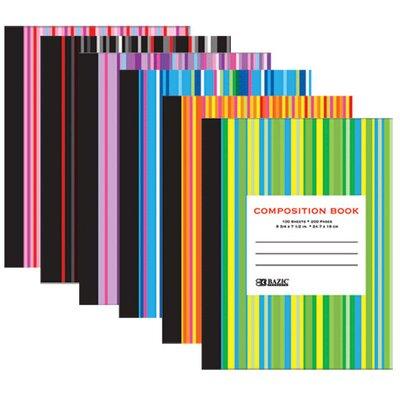 Bazic Fashion Design Composition Book