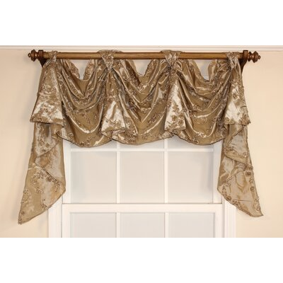 "Sonoma Victory Swag 54"" Curtain Valance Product Photo"