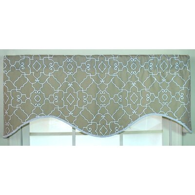 "Heaven Cornice 50"" Curtain Valance Product Photo"