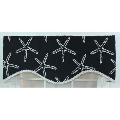 """Etoile Cornice 50"""" Curtain Valance Product Photo"""