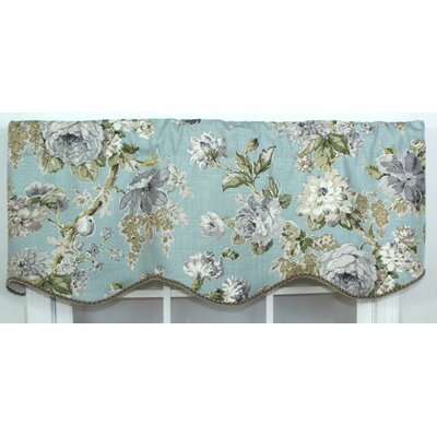 "Le Fleur Provance 50"" Curtain Valance Product Photo"