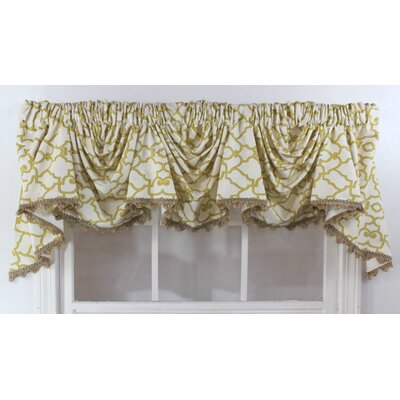 "Garden Gate Empire 55"" Curtain Valance Product Photo"