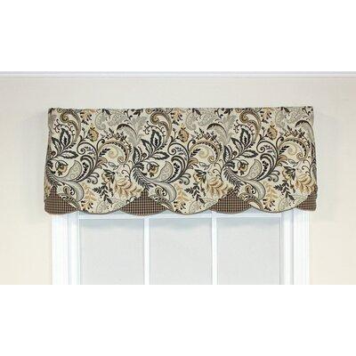 "Pashmina Petticoat 50"" Curtain Valance Product Photo"