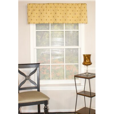 Rashida Tailored Curtain Valance Product Photo