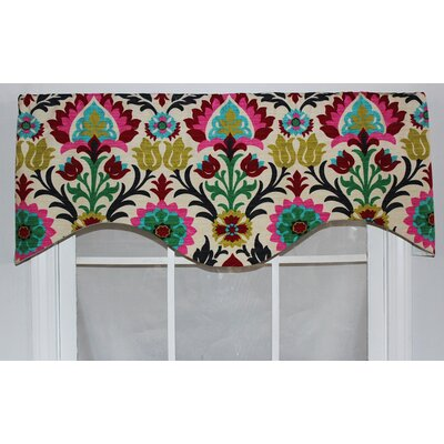 "Wonderlust 50"" Curtain Valance Product Photo"