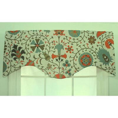 "Calypso 50"" Curtain Valance Product Photo"