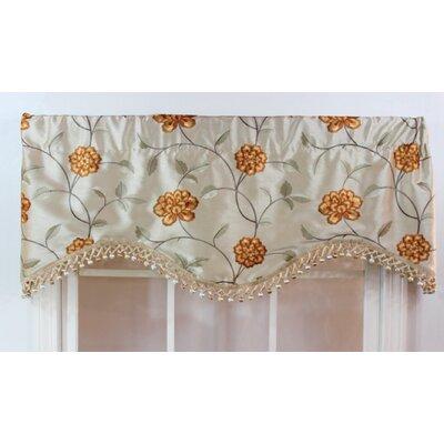 "Stella 50"" Curtain Valance Product Photo"