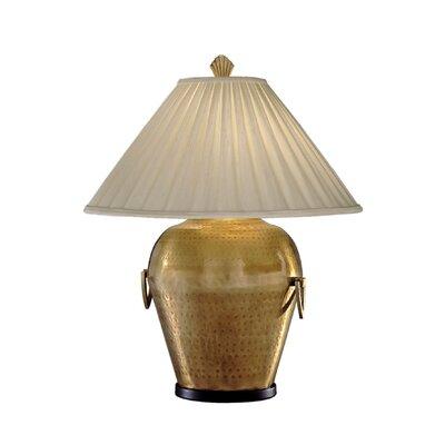 "Remington Lamp Company 26"" H Table Lamp with Empire Shade"