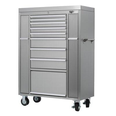 "Viper Tool Storage 41"" Wide 8 Drawer Bottom Cabinet"