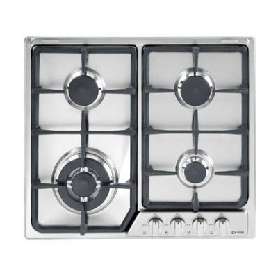 "22.83"" Gas Cooktop with 4 Burners Product Photo"