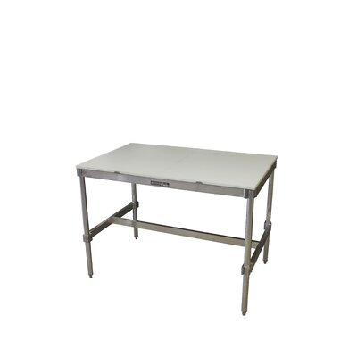 Aluminum I Frame Prep Table Product Photo