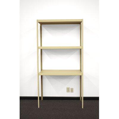 PVIFS Industrial Retractable 3 Shelf Shelving Unit Starter