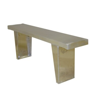 PVIFS Single Aluminum Picnic Bench