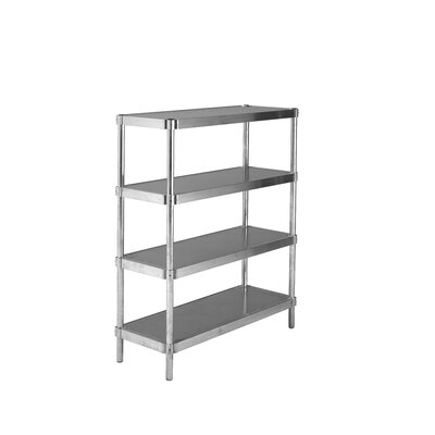 PVIFS 3 Shelf Complete Shelving Unit