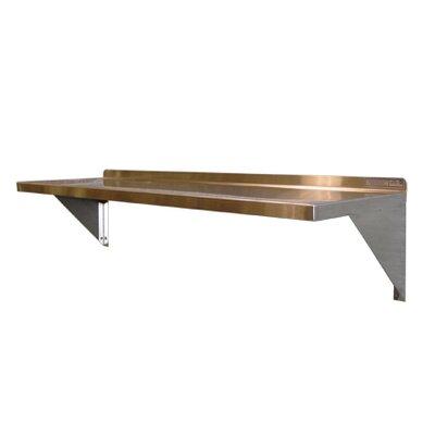 pvifs wall mount 12 h shelving unit reviews wayfair. Black Bedroom Furniture Sets. Home Design Ideas