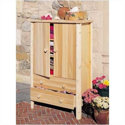 Cedar Armoire Product Photo