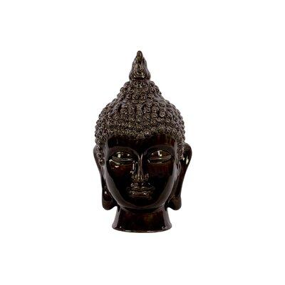 Ceramic Buddha Head Decor by Urban Trends