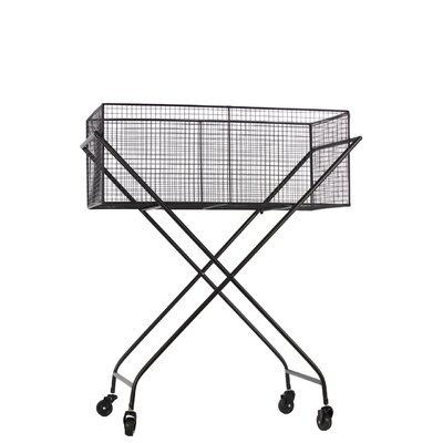 Metal Rack with 4 Casters by Urban Trends