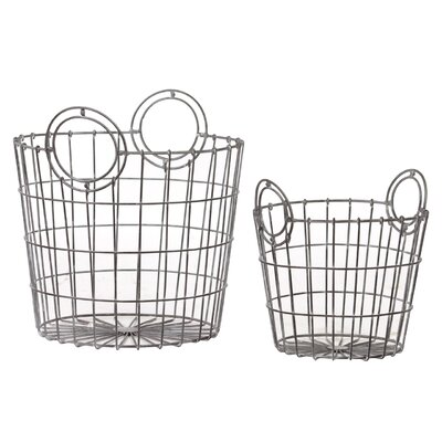 Urban Trends Metal Wire Basket With Metal Handles Set Of Two Dark Gray 60107 60119 URT4459 besides Gardman 35cm 14 Gothic Garden Flower Hanging Basket 271644386779 likewise Vancouver Classics  mercial Shelving 60 In  X 24 In  X 72 In  product 100008776 further Hummingbird Outdoor Decor Th moreover 3 Tier Fruit Basket Stand Vintage Style Tiered Free Vegetable Wicker Baskets Iron Frame Canada. on metal garden baskets html