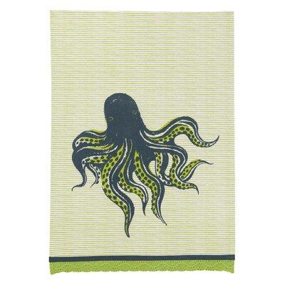 Octopus Giant Kitchen Towel by Peking Handicraft