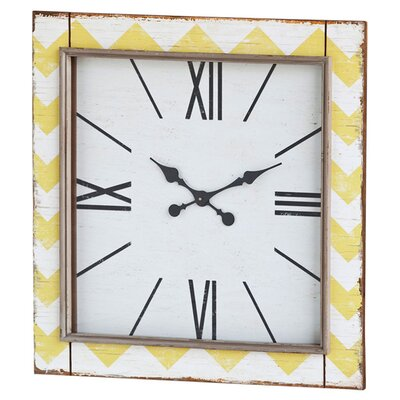 Melanie Wall Clock by Mercana