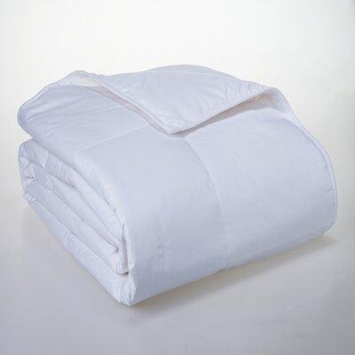 Cotton Loft All Natural Down Alternative 100% Cotton Filled Blanket