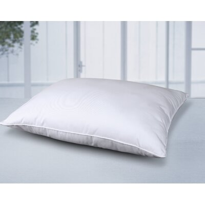 Cotton Loft All Natural 100% Cotton and Feather Core Bed Pillow