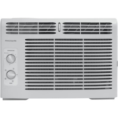 5,000 BTU Window-Mounted Mini-Compact Air Conditioner Product Photo
