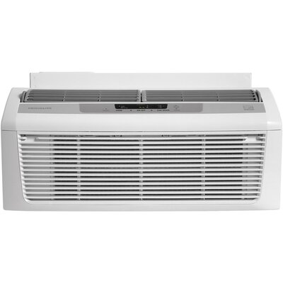 6,000 BTU Window-Mounted Low Profile Air Conditioner with Remote Product Photo