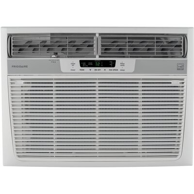 15,100 BTU Window-Mounted Median Air Conditioner with Remote Product Photo