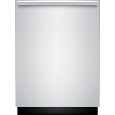 "Professional Series 24""49 dBA Built-In Dishwasher in Silver Energy Star Certified Product Photo"