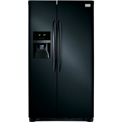 Gallery Series 26 cu. ft. Side-by-Side Refrigerator by Frigidaire