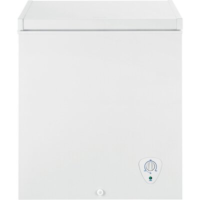 5 cu. ft. Chest Freezer in White by Frigidaire