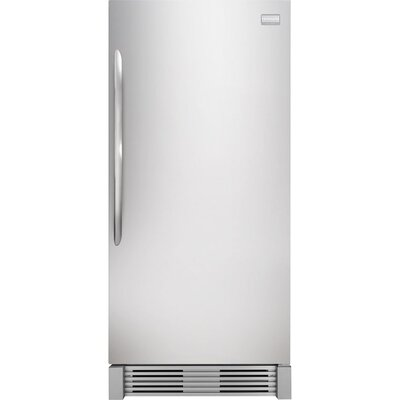 19 cu. ft. Freezerless Refrigerator in Stainless Steel Product Photo
