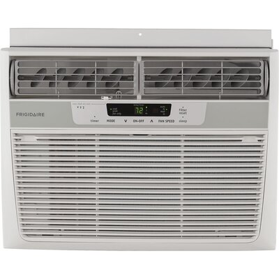 12000 BTU Window Compact Air Conditioner with Remote Control Product Photo